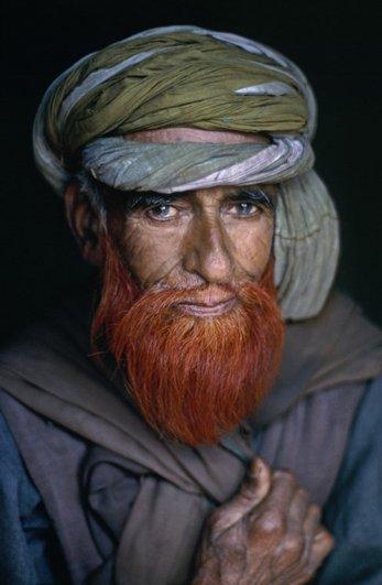 Удивительные портреты Стива МакКарри (Steve McCurry) - №22