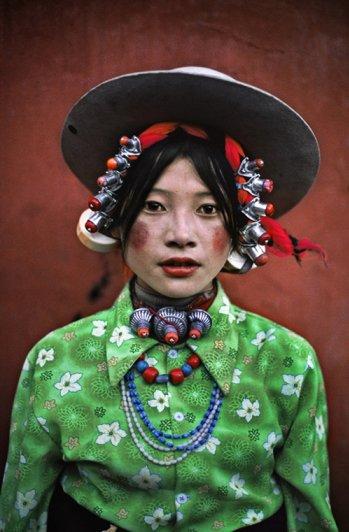 Удивительные портреты Стива МакКарри (Steve McCurry) - №23