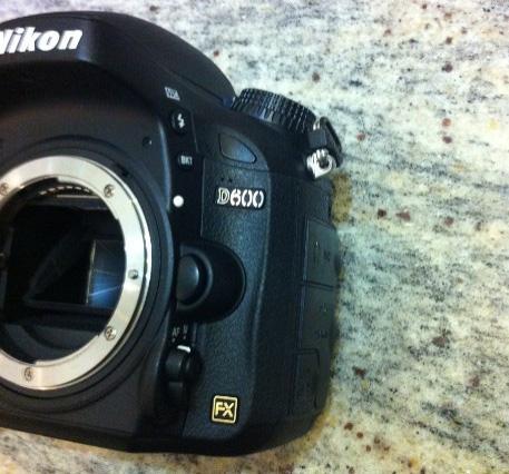 Первая утечка фотографий Nikon D600 - №2
