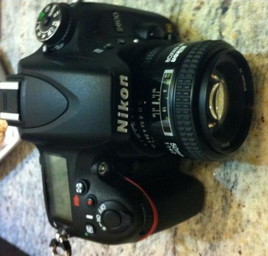 Первая утечка фотографий Nikon D600 - №3