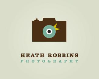 Необычные логотипы фотографов и фотостудий - №8