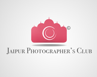 Необычные логотипы фотографов и фотостудий - №11
