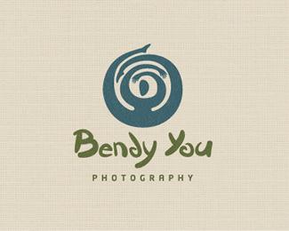 Необычные логотипы фотографов и фотостудий - №21