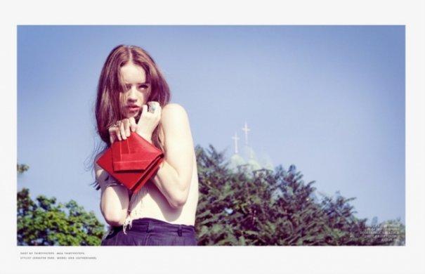 Fashion-фотография Cары Элизабет Блейс - №9