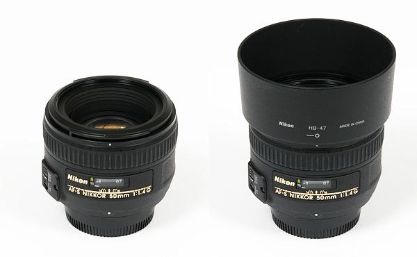 Обзор объектива Nikkor 50mm f/1.4 G (FX) - №2