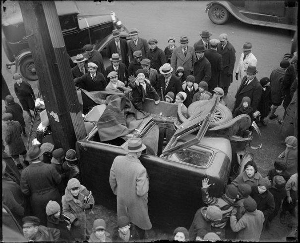 Автомобильные аварии 30-х годов в Бостоне - №9