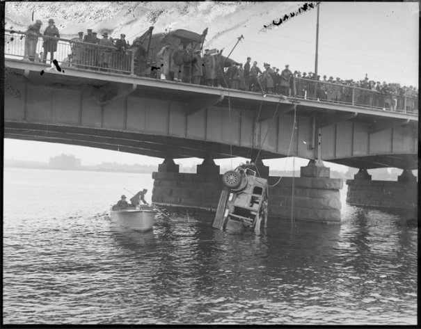 Автомобильные аварии 30-х годов в Бостоне - №10