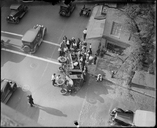 Автомобильные аварии 30-х годов в Бостоне - №16