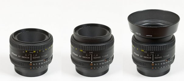 Обзор объектива Nikkor AF 50mm f/1.8 D (FX) - №2