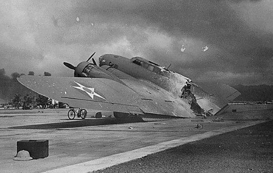 Бомбардировщик B-17C