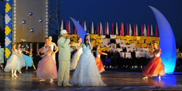 Открытие СамНочи 2012