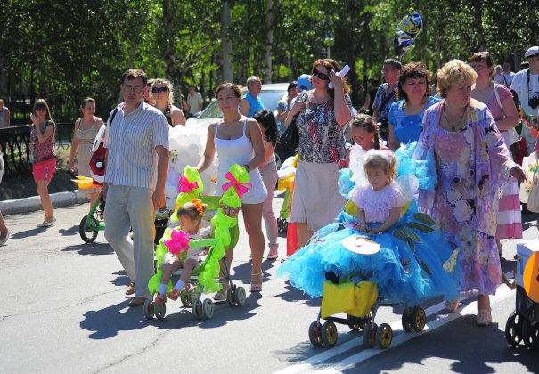 фестиваль колясок