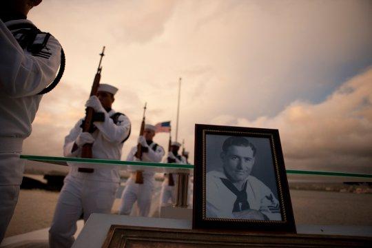 2011 год, Гонолулу, Гавайи(Marco Garcia/Associated Press)