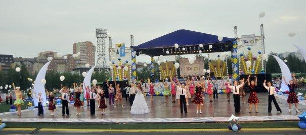закрытие СамНочи 2012