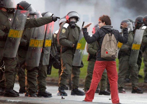(Reuters/Mathieu Belanger)