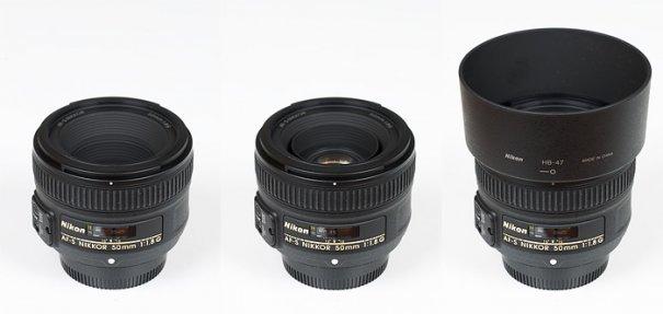 Обзор объектива Nikkor AF-S 50mm f/1.8 G (FX) - №2