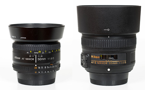 Обзор объектива Nikkor AF-S 50mm f/1.8 G (FX) - №3