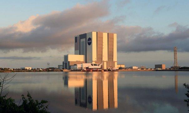 (NASA/Jim Grossmann)