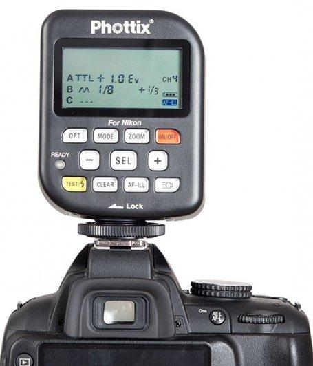Новый радиосинхронизатор вспышек Phottix Odin TTL для Nikon - №2