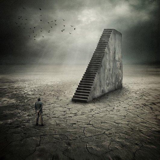 Шедевральные фотоманипуляции Саролты Бан (Sarolta Bán) - №4