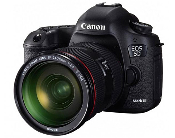 Сanon EOS 5D Mark III