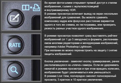 Три кнопки