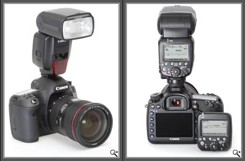 Speedlite 600EX-RT и WT-E3-RT