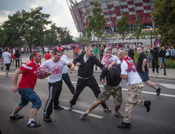 (Wojtek Radwanski/AFP/Getty Images)