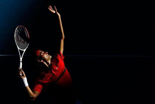 Роджер Федерер (Швейцария)