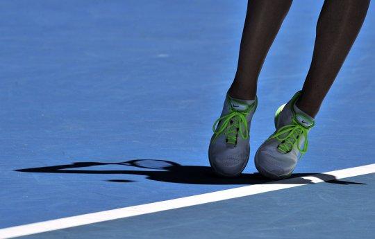 Победоносные кроссовки Виктории Азаренко