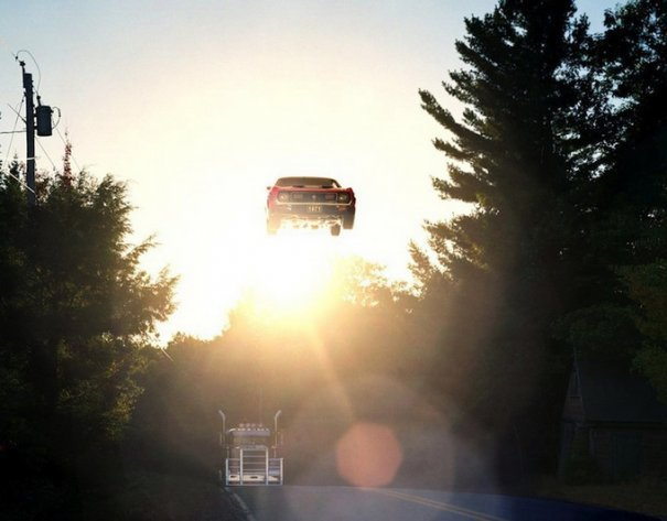 Летающие автомобили Мэтью Портера - №2
