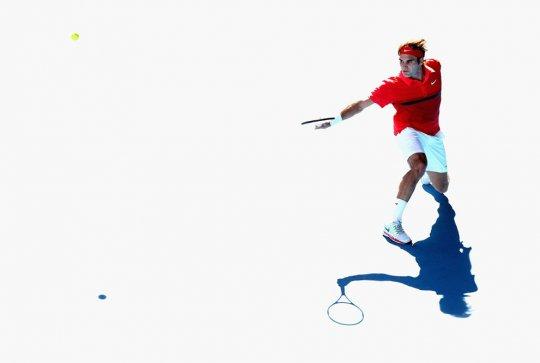 Роджер Федерера vs Хуан Мартин Дель Потро