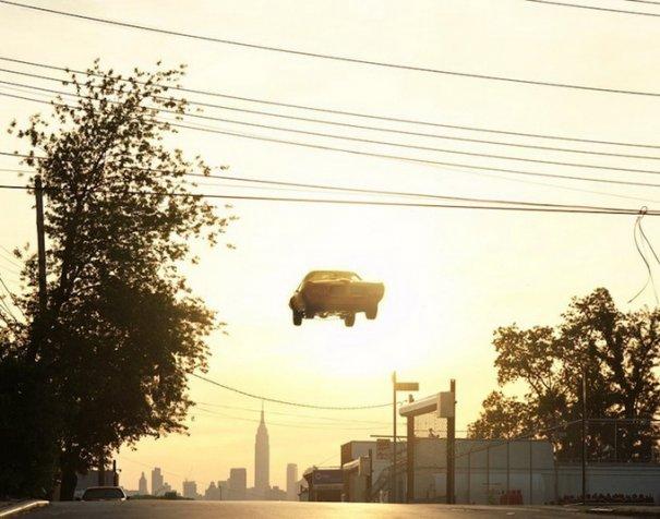 Летающие автомобили Мэтью Портера - №3