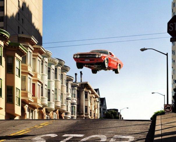 Летающие автомобили Мэтью Портера - №5