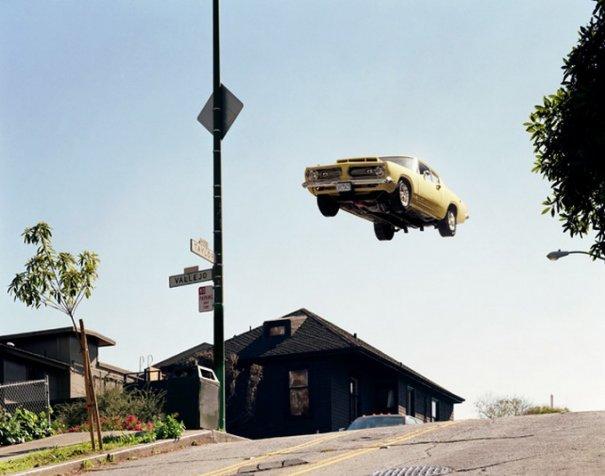 Летающие автомобили Мэтью Портера - №6