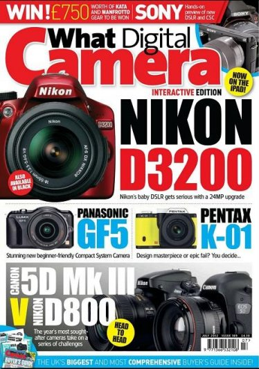 What Digital Camera №7 (July 2012) - №1