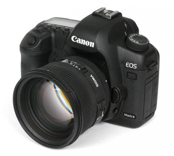 Обзор объектива Sigma AF 50mm f/1.4 EX DG HSM (Canon) - №1