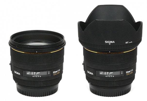 Обзор объектива Sigma AF 50mm f/1.4 EX DG HSM (Canon) - №2