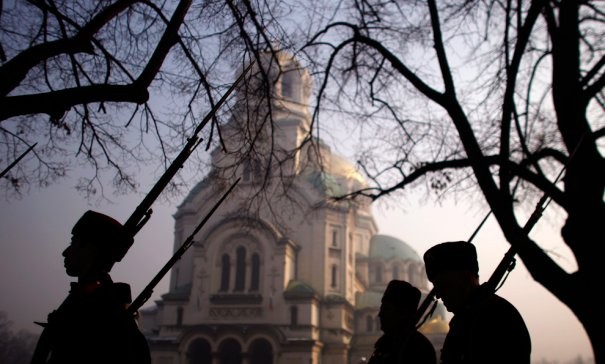 (Stoyan Nenov/Reuters)