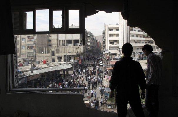 (AP Photo/Mohammad Hannon)