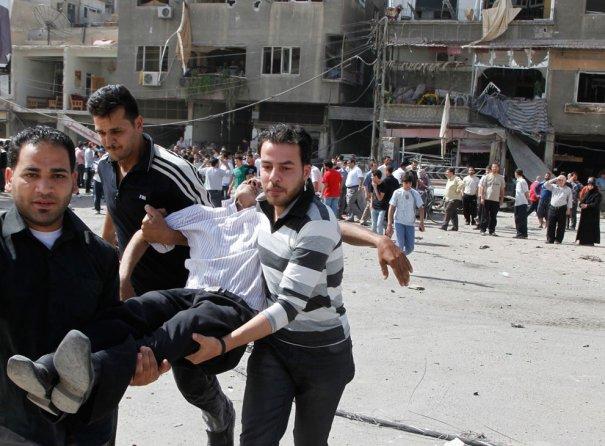(Reuters/Khaled al-Hariri)