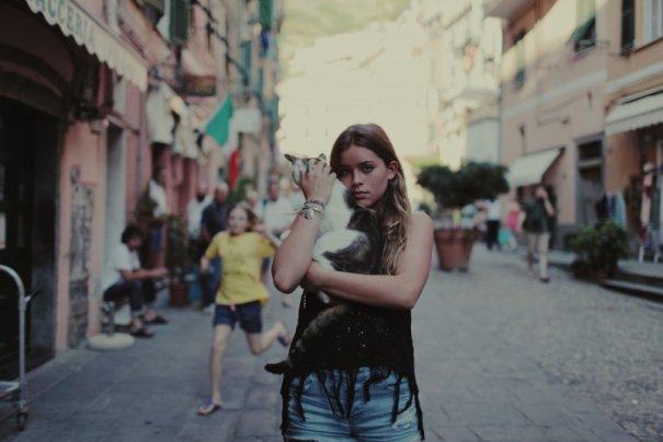 Самый молодой фэшн-фотограф: Ниррими Фаербрейс - №9