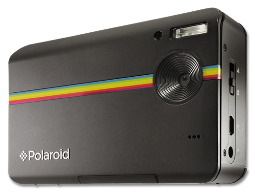 Polaroid выпустил цифровую камеру Z 2300 с встроенным принтером - №1