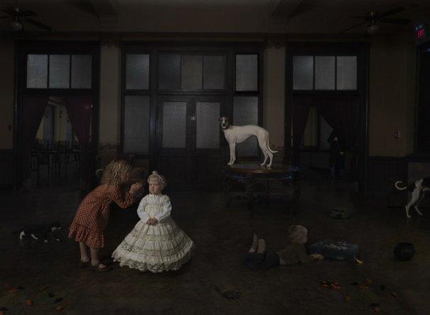 Семейная тема Джули Блэкмон (Julie Blackmon) - №2