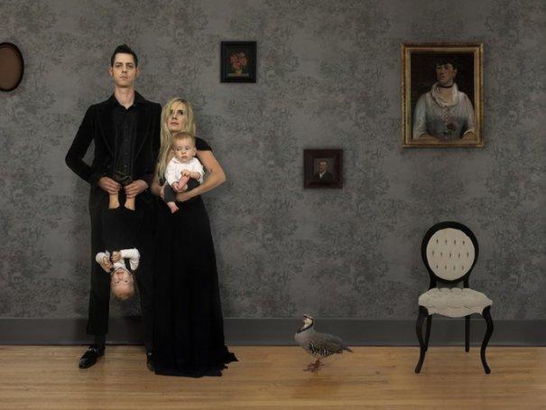 Семейная тема Джули Блэкмон (Julie Blackmon) - №3