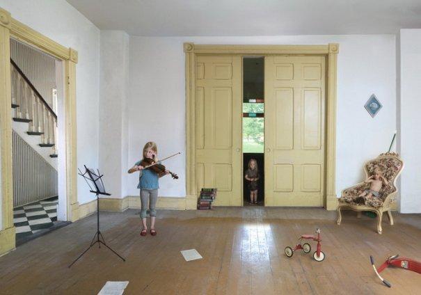 Семейная тема Джули Блэкмон (Julie Blackmon) - №10