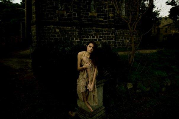 Мрачные фото Тамары Дин 7