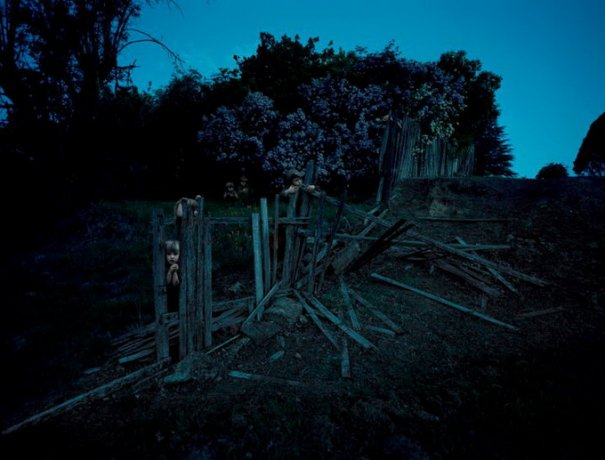 Мрачные фото Тамары Дин 13