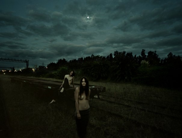 Мрачные фото Тамары Дин 19