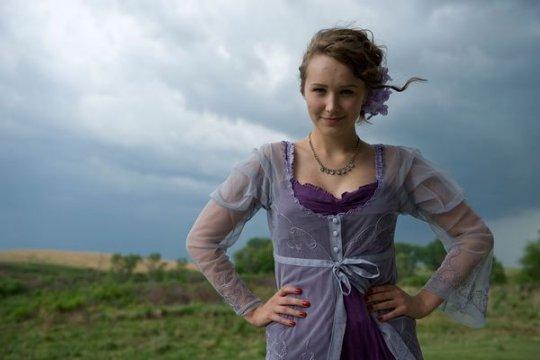 Портрет девушки, штат Небраска(фото:Joel Sartore)